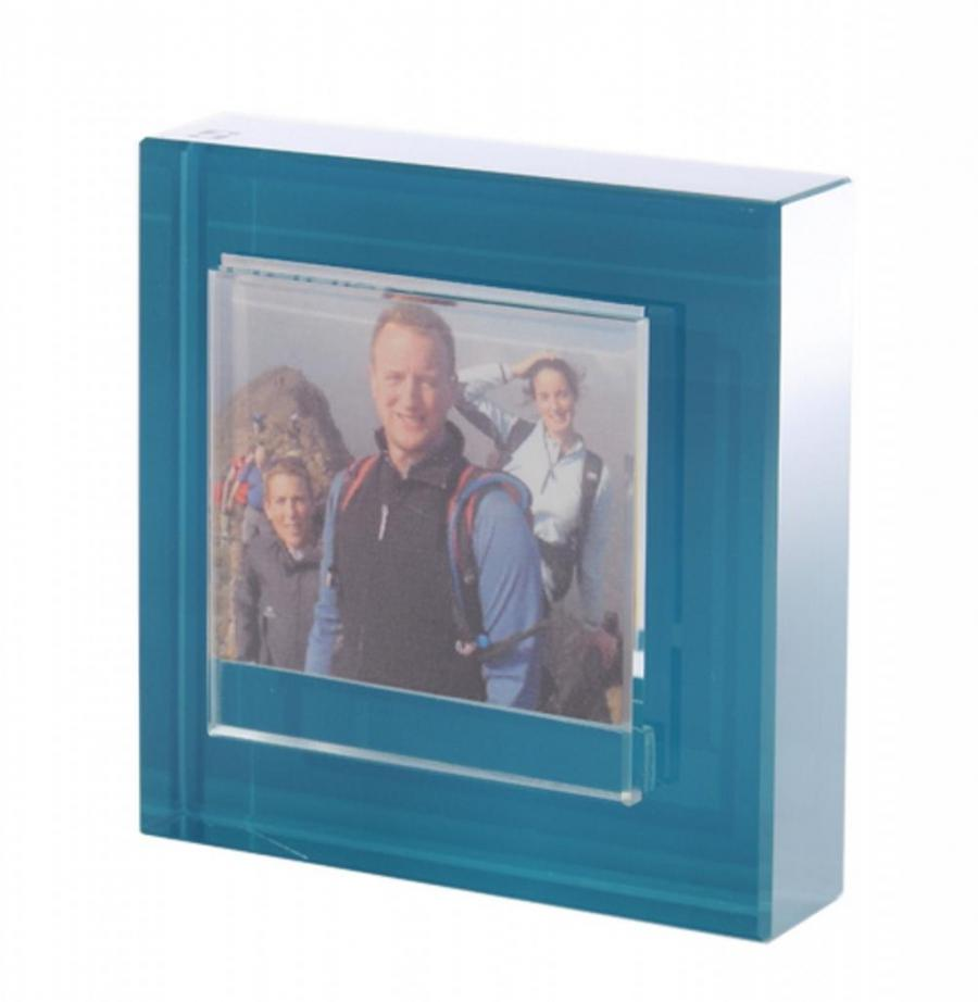 Glass block photo frame uk for Glass block window frame