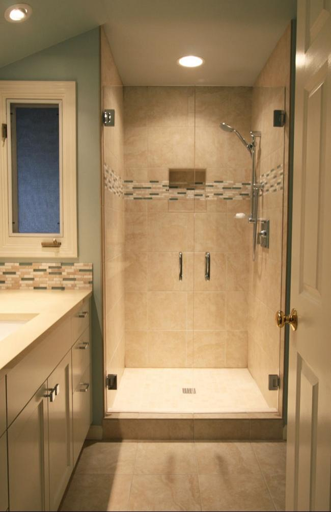 remodeled small bathrooms small bathroom ...