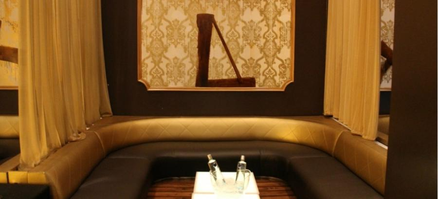 aurum lounge; aurum interior banner