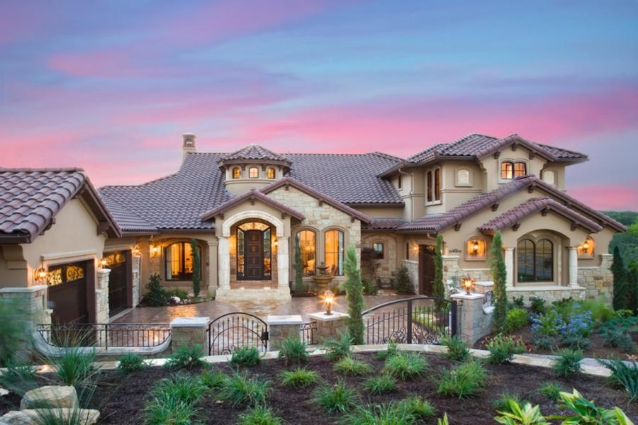 Texas rustic house plans with photos for Rustic texas style house plans