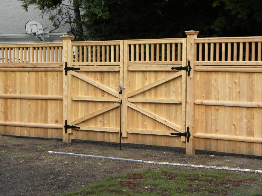 Photos Fences Gates