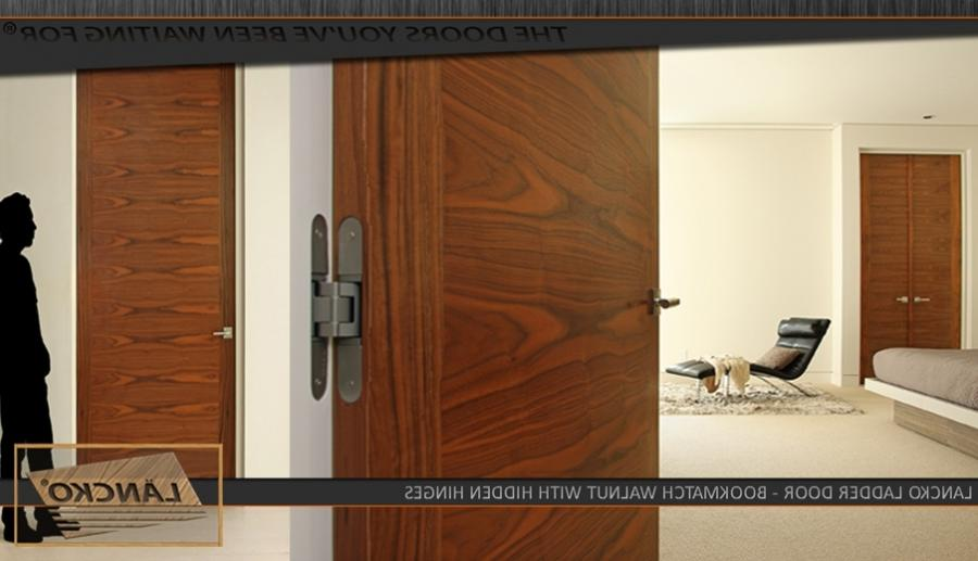 ... Lancko-Modern-Doors-Ladder-Walnut-III ...