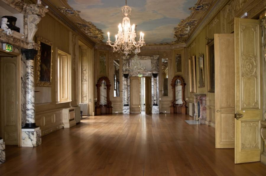 Harlaxton Manor Interior Photos