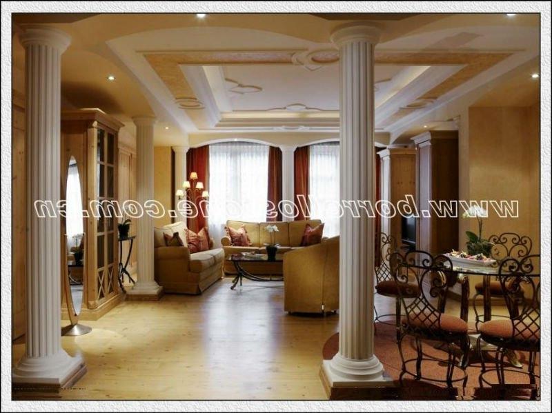 Decorative Interior Columns Photos