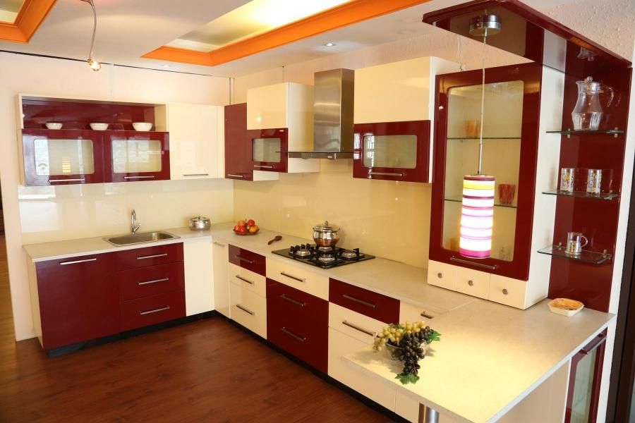 Photo of indian kitchen for Modular kitchen designs indian homes