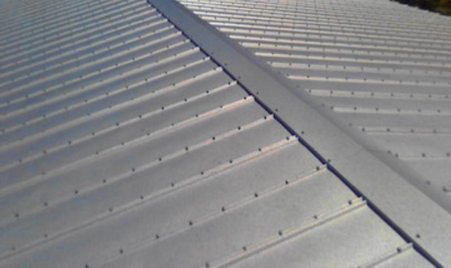 5v Crimp Roof Photos