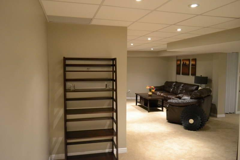 ... basement drop ceiling ideas ...