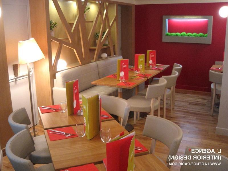 Photo decoration interieur restaurant for Decoration interieur restaurant