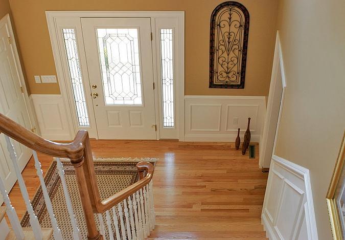 Foyer With Chair Rail : Chair rail designs photos