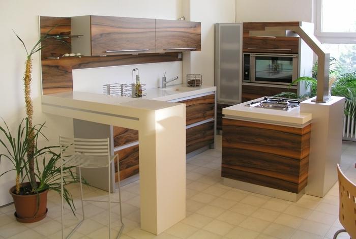 square kitchen island photos