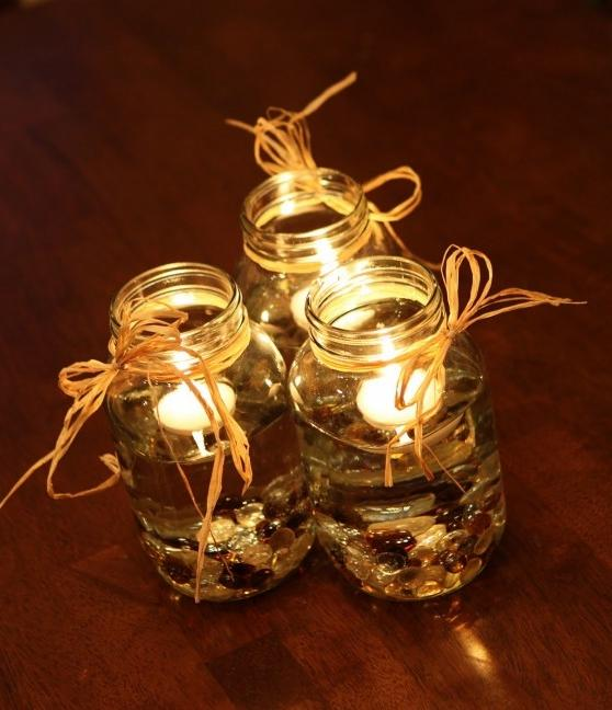 photo candle centerpieces Simple Candle Centerpieces Elegant Candle Centerpieces