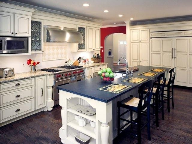 Shiloh Cabinetry All Wood Kitchen Cabinetry With Glazes At No