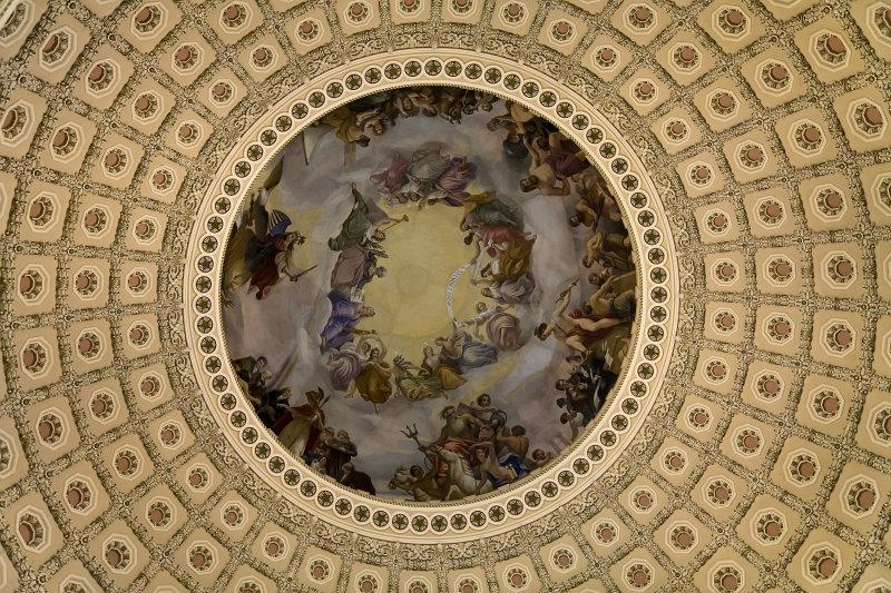 Us Capitol Building Interior Photos