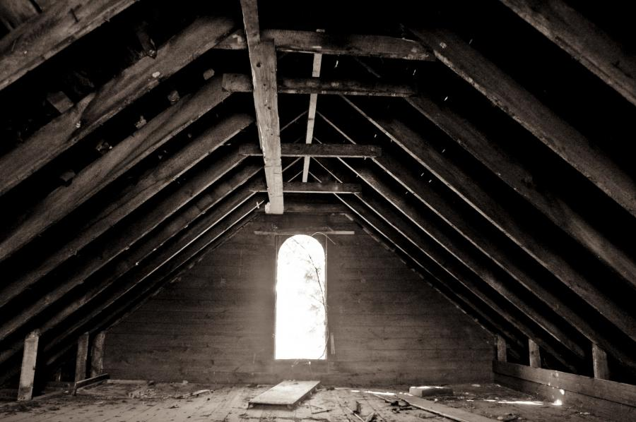 another attic shotby Der-Krampus
