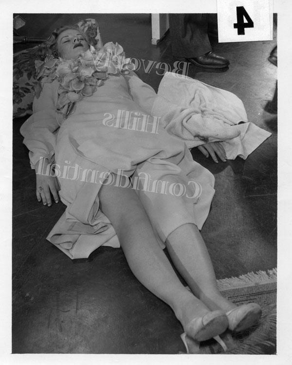 Celebrity Death Bed Photos