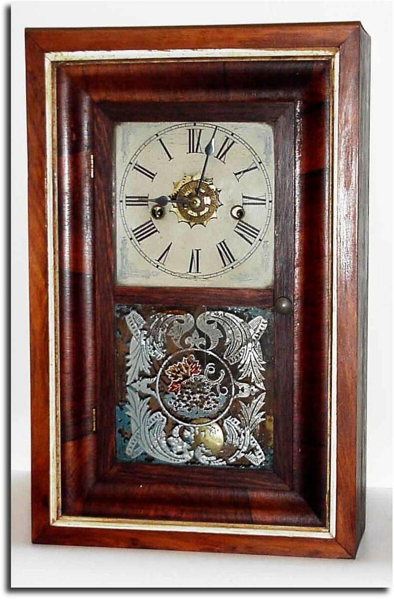 Antique Clocks Waterbury Clock Photos