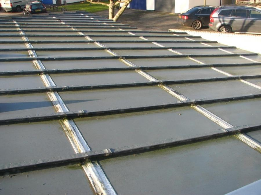 Low Pitch Roof Photos