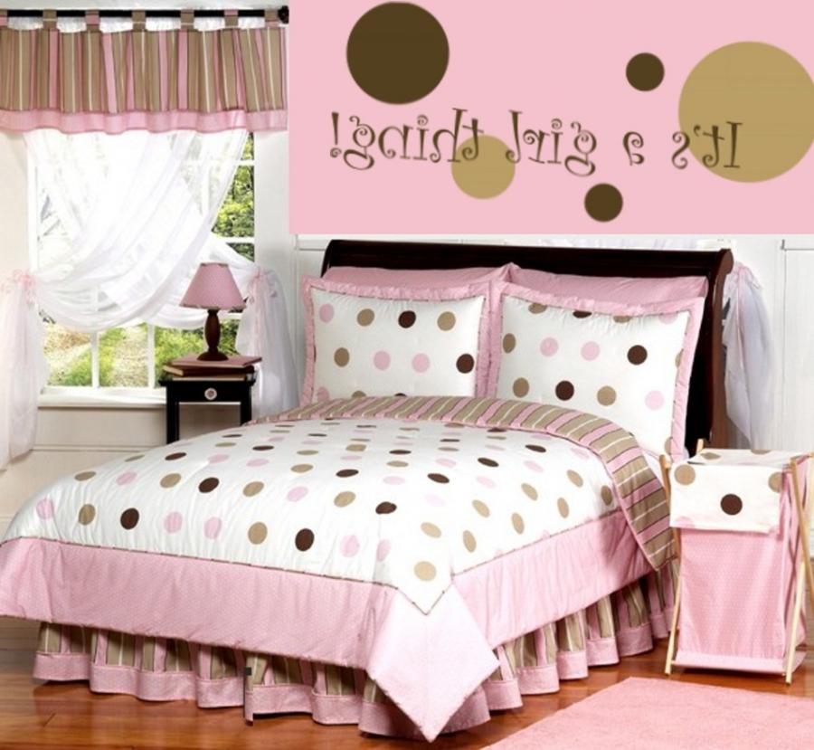 photos of pink and brown bedrooms