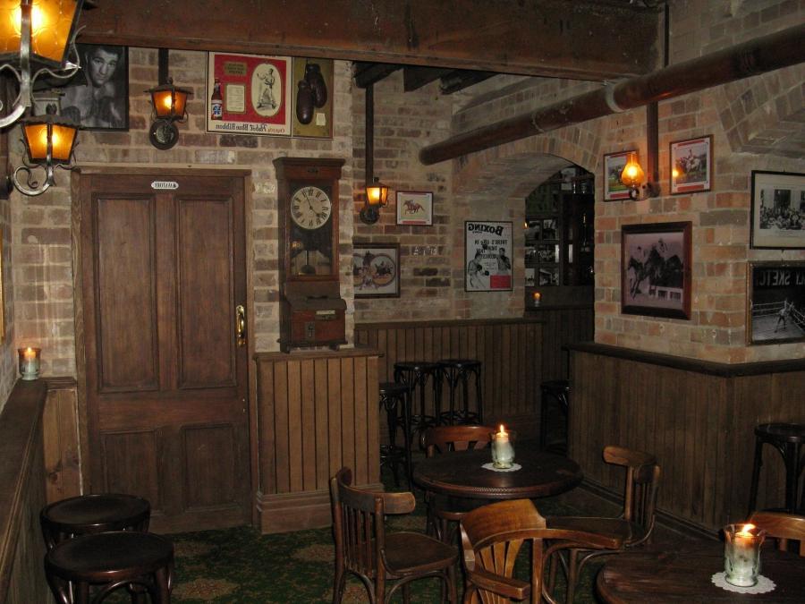 Old West Saloon Interior Photos