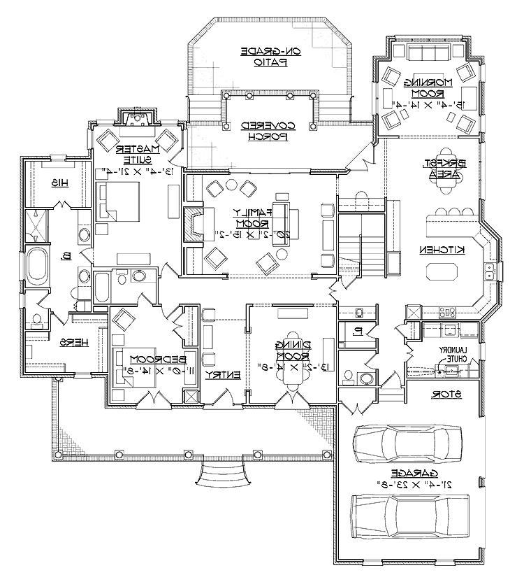 House Plans With Porches Photos