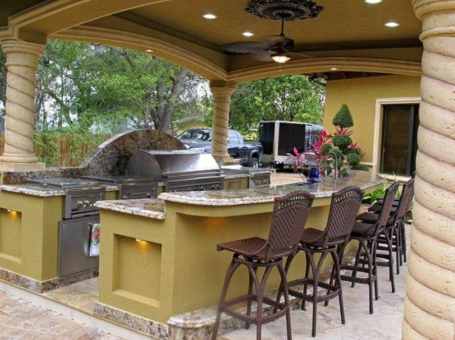 Ultimate outdoor kitchen photos Ultimate kitchen designs