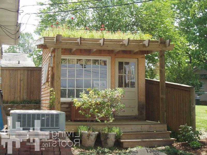 Residential Green Roof Photos