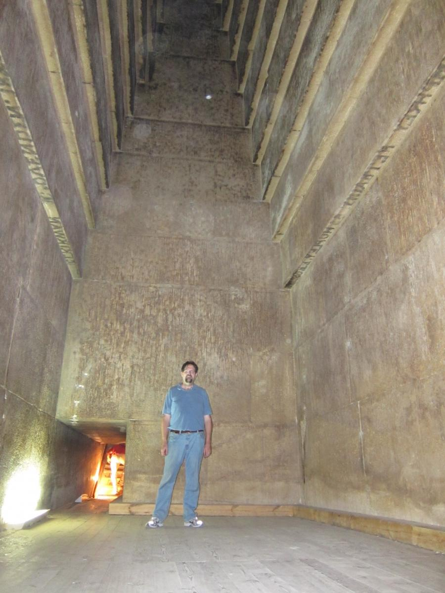 Great Pyramid Of Giza Interior Photos