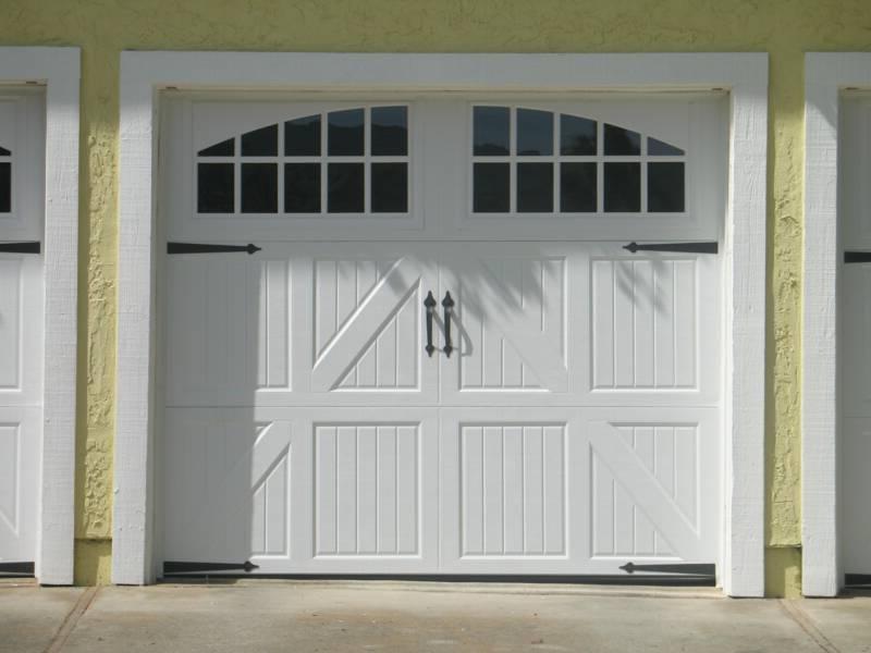 Carriage Garage Door Photos