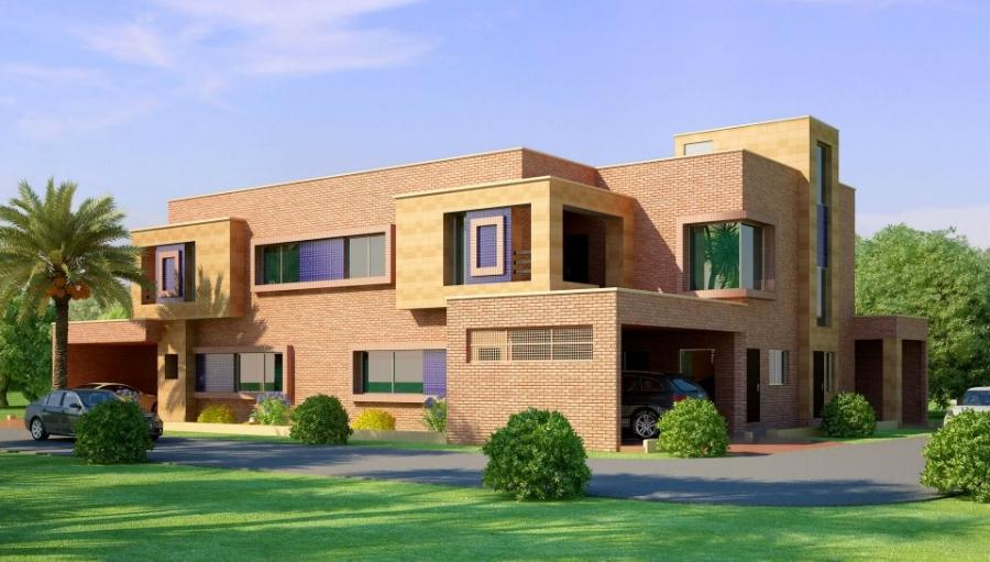 Pakistan beautiful front elevation of house photos for Beautiful house in bangladesh