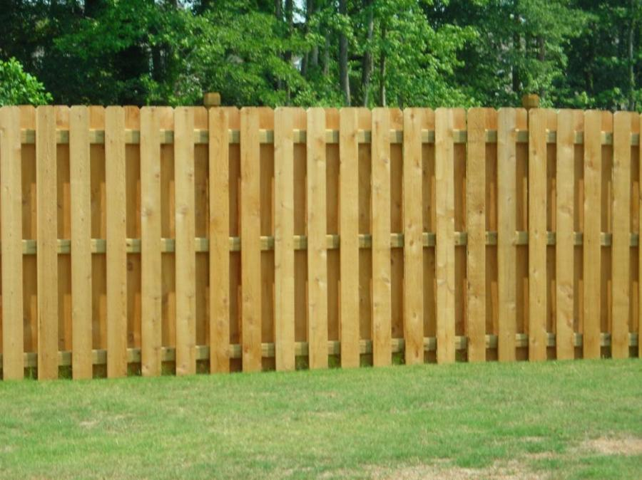 They provide greater air circulation than true privacy fences. A...