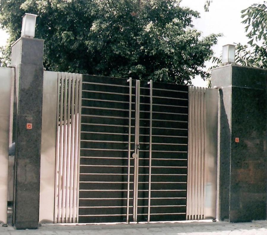 Home Design Gate Ideas: Japanese Gate Design Photos