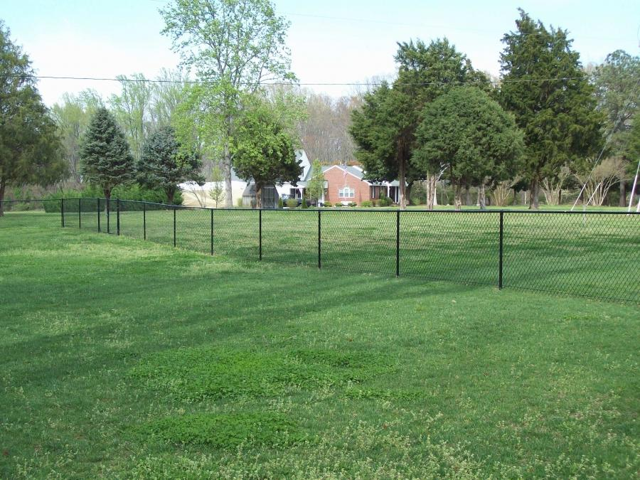 Chain Link Fence Photo Gallery
