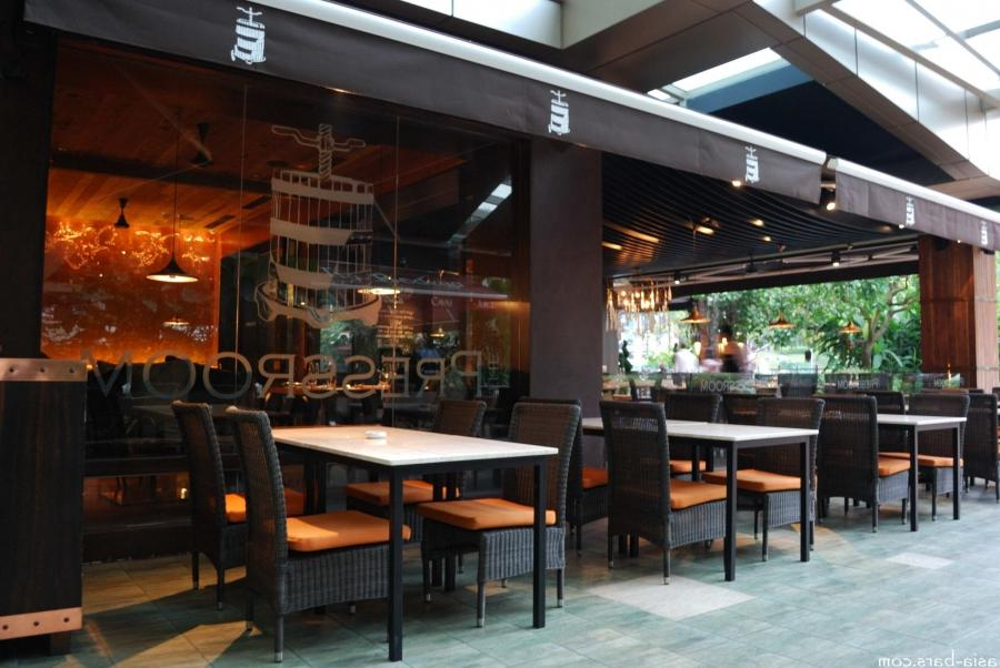 The Pressroom- fine dining and wines at Bangsar Shopping Centre,...