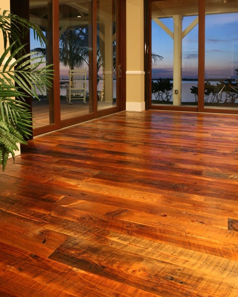 Pine floors photos for Tobacco pine flooring