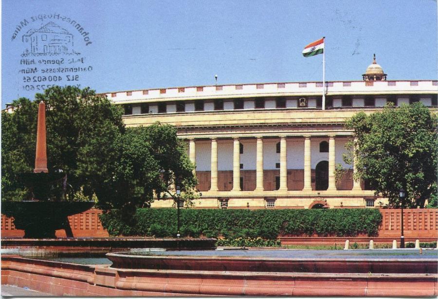 India - Parliament House