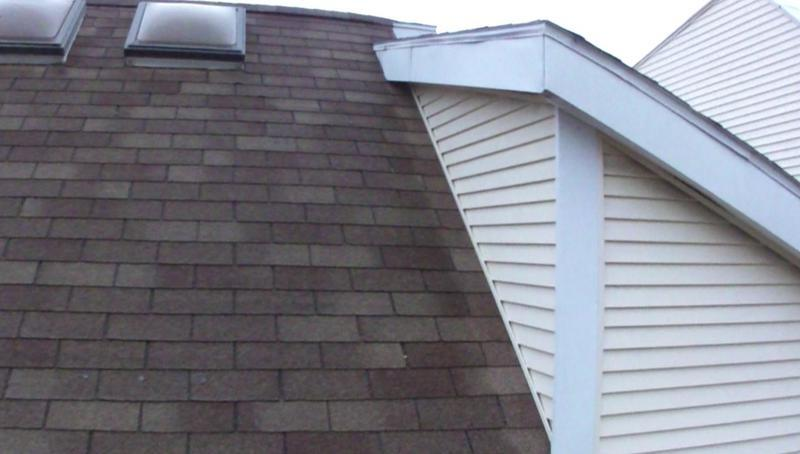Roof Flashing Photos