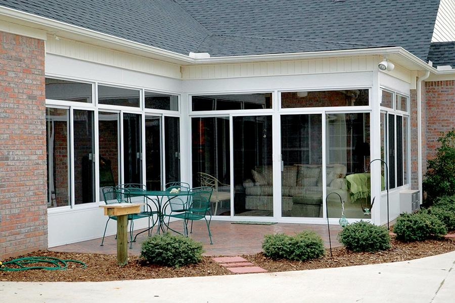 Glass Sunrooms Patio Photo Gallery