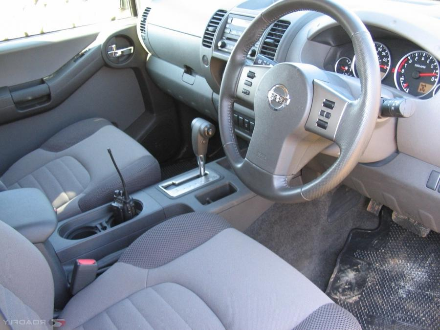 2004 Nissan Xterra Interior Photos