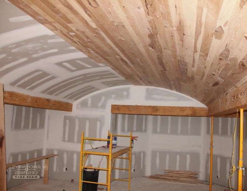 Barrel Vault Ceiling Photo