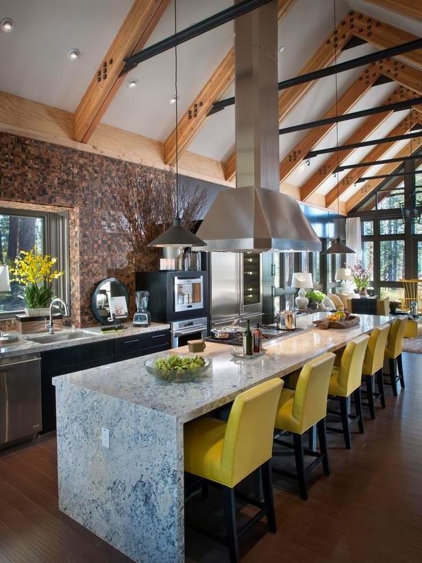Hgtv dream home kitchen photos for Hgtv dream home interior