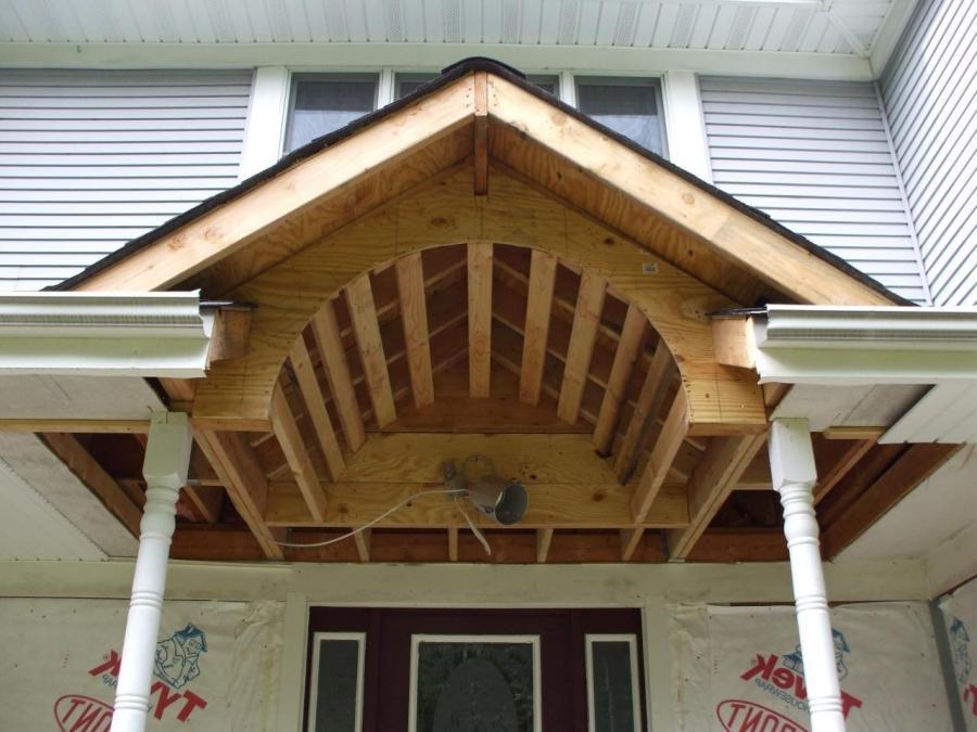 Porch Roof Photos