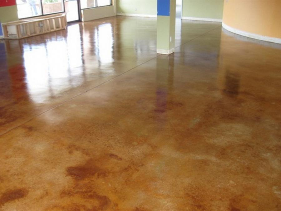Sealed Concrete Floors Photos