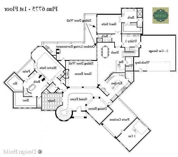 Texas House Plans Over 700 Proven Home Designs: Texas House Plans With Photos