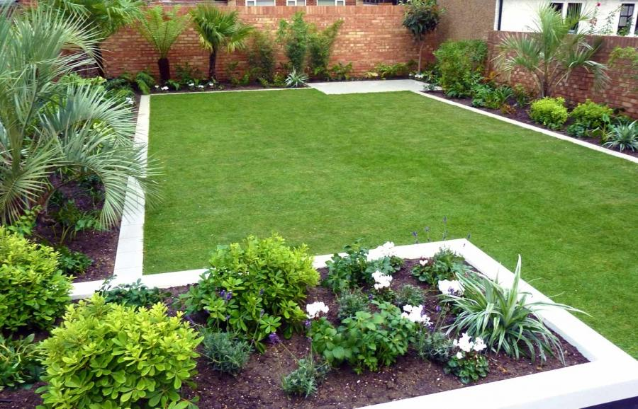 Modern Garden Designs Photos