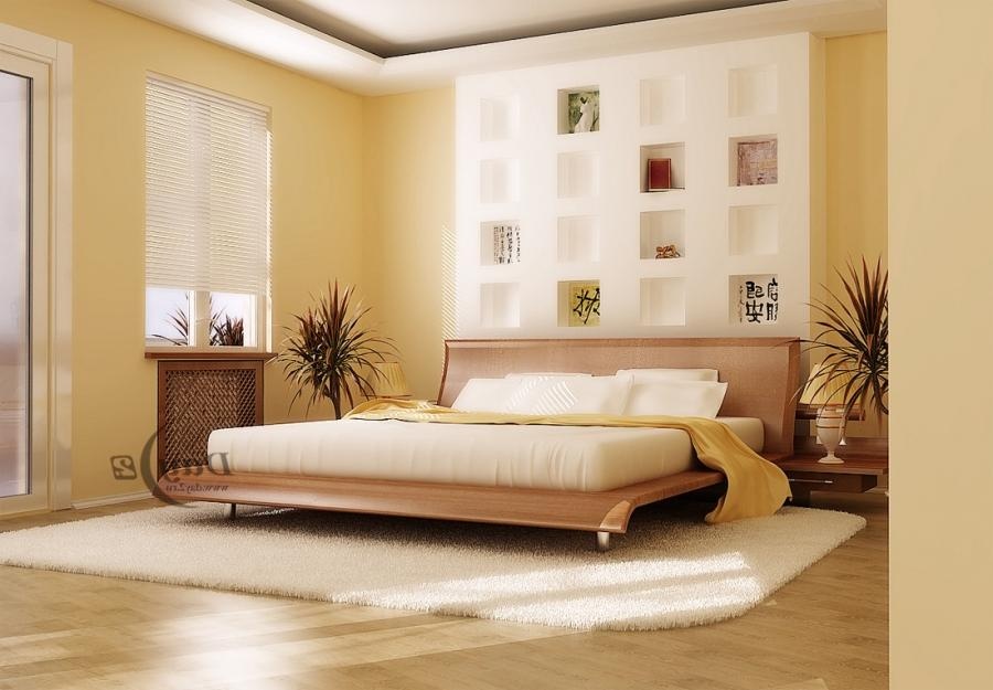 Italian bedrooms today have come to resemble modern bedrooms...