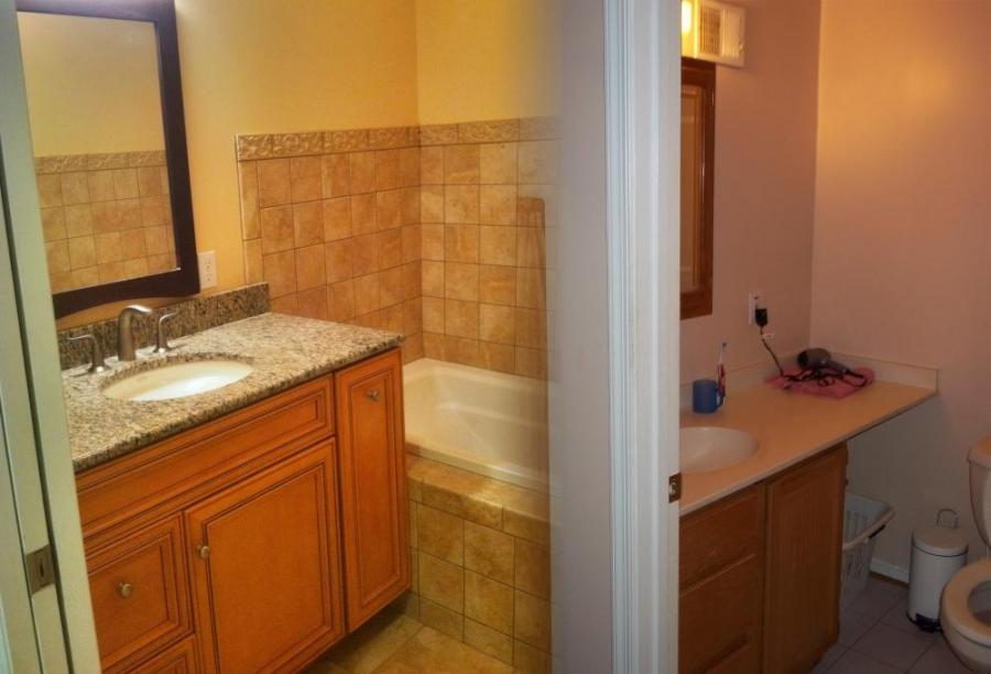 Small Bathroom Remodels Before And After Small Bathroom Remodel