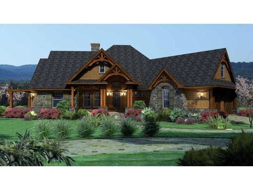 Photos of ranch style houses for Ranch style dream homes