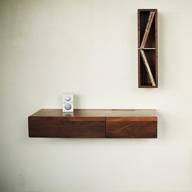 Photo ledge wall shelves for Wall shelves and ledges