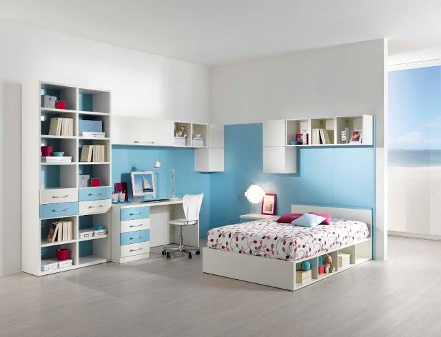 Photos decoration chambre adolescent - Chambre garcon idees deco ...