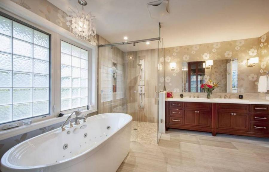 Spa bathroom photo gallery - Pioneering bathroom designs ...